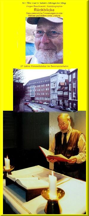 Jürgen Ruszkowski: 27 Jahre Himmelslotse im Seemannsheim