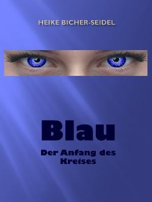 Heike Bicher-Seidel: Blau