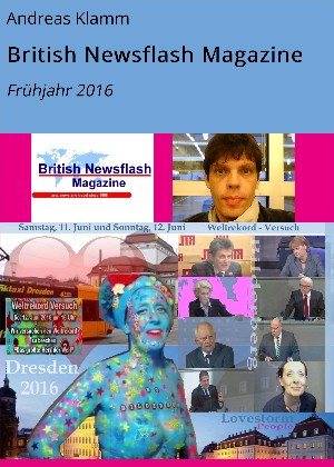 Andreas Klamm: British Newsflash Magazine
