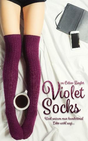 Celine Ziegler: Violet Socks