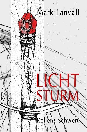 Mark Lanvall: Lichtsturm III