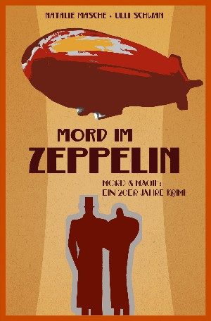 Natalie Masche: Mord im Zeppelin