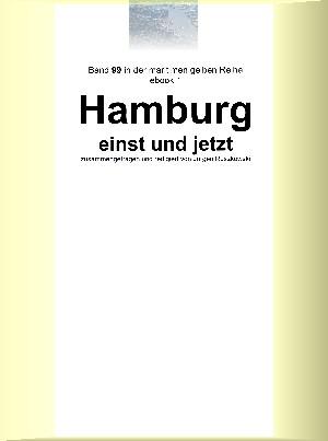 Jürgen Ruszkowski: Hamburg einst und jetzt