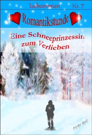 Heike Noll: Eine Schneeprinzessin zum Verlieben
