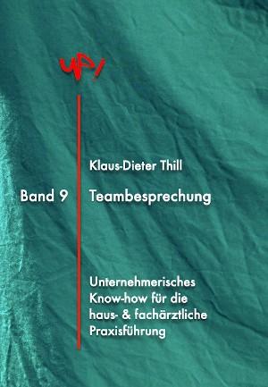 Klaus-Dieter Thill: Teambesprechung