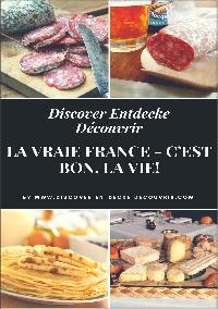 Heinz Duthel: Discover Entdecke Découvrir La Vraie France - C'est bon, la vie!