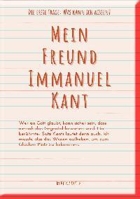Heinz Duthel: Mein Freund Immanuel Kant
